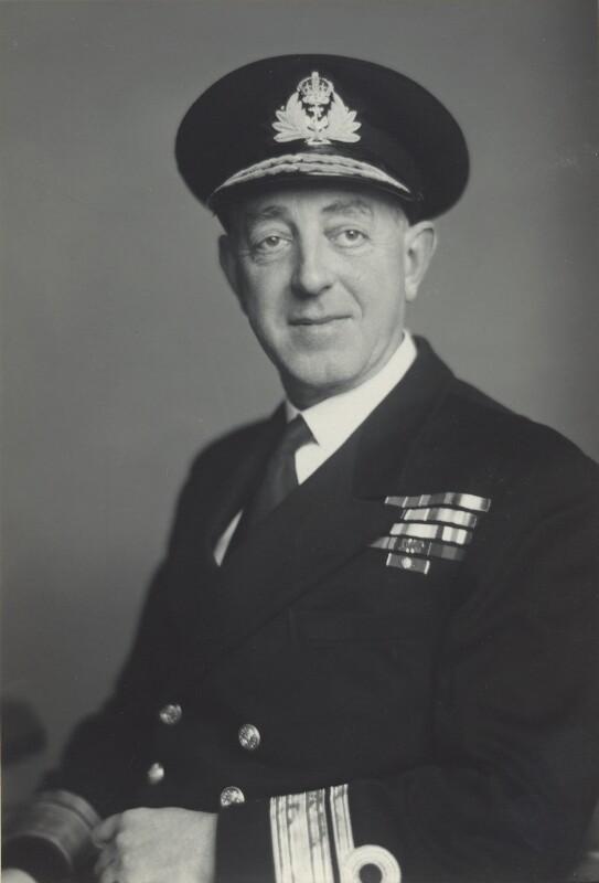 Sir William Gerrard Andrewes, by Walter Stoneman, February 1948 - NPG x88127 - © National Portrait Gallery, London