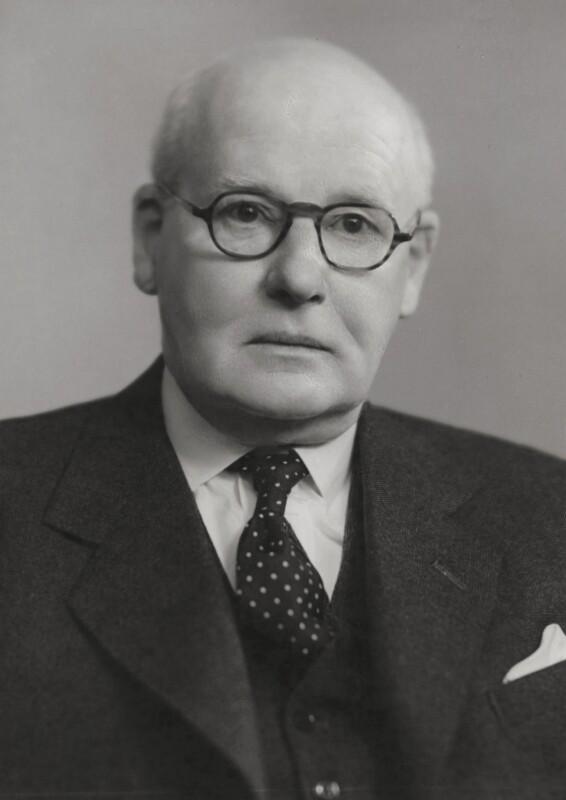 Harold John Frederick Gourley, by Elliott & Fry,  - NPG x89471 - © National Portrait Gallery, London