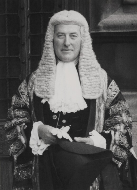 Sir Harry Braustyn Hylton Hylton-Foster, by Elliott & Fry, 25 November 1960 - NPG x89912 - © National Portrait Gallery, London