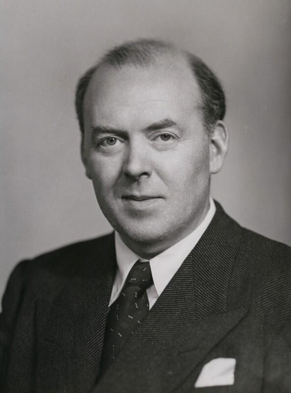 Sir Lawrence William Robson, by Elliott & Fry, circa 1952 - NPG x91193 - © National Portrait Gallery, London