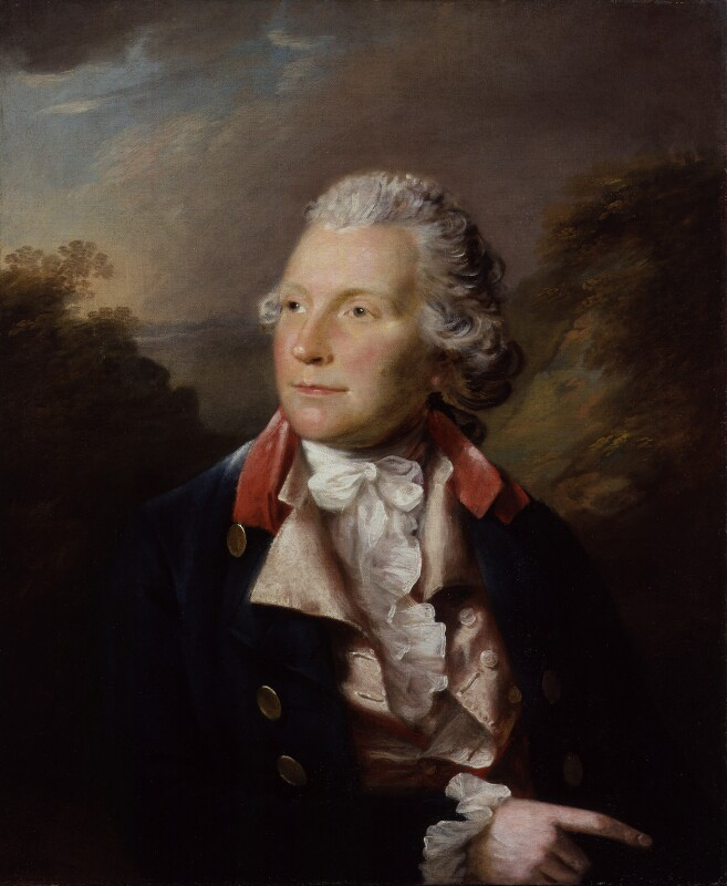 Thomas Turner, by Lemuel Francis Abbott, circa 1790 - NPG 6412 - © National Portrait Gallery, London