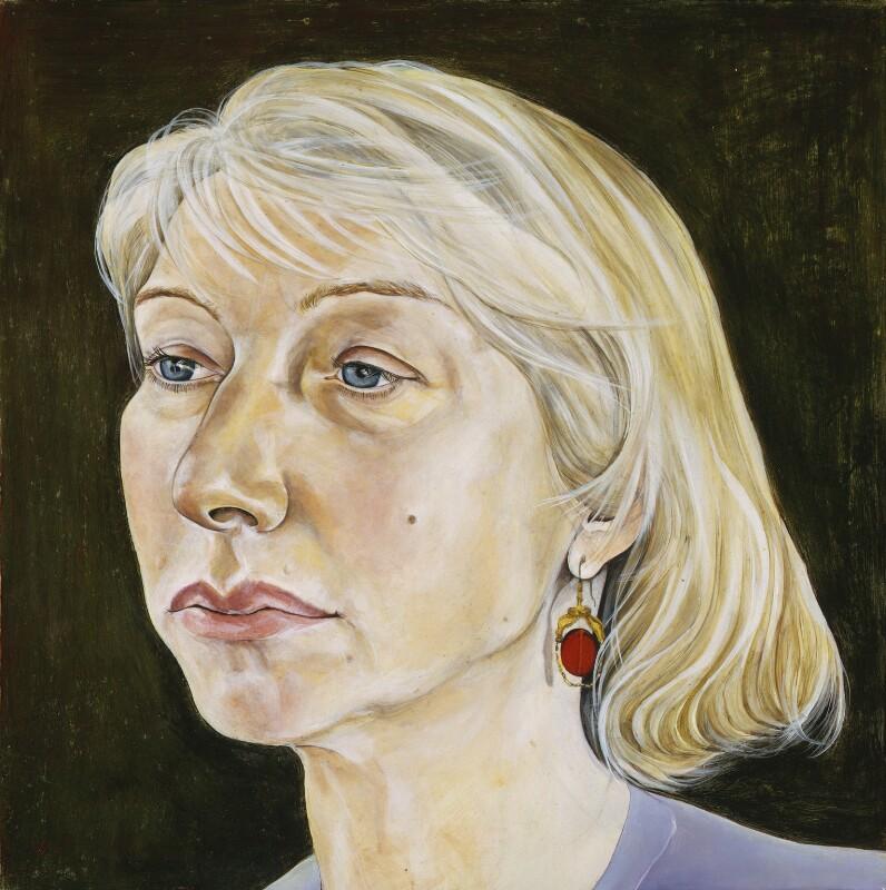 Helen Mirren, by Ishbel Myerscough, 1997 - NPG 6415 - © National Portrait Gallery, London