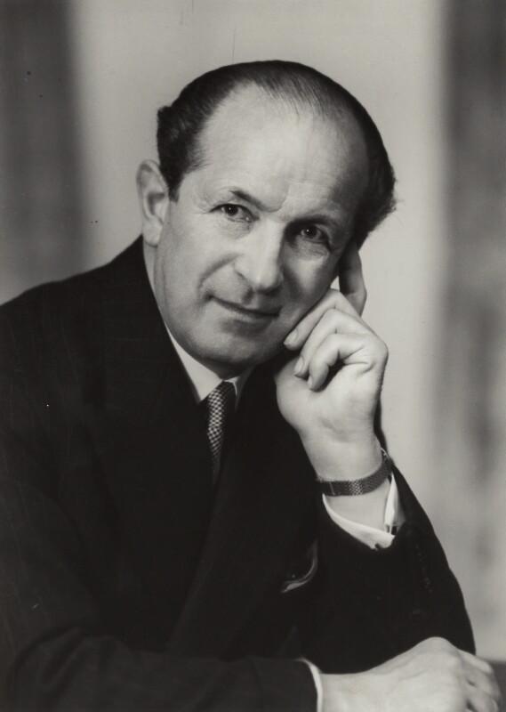 Samuel Storey, Baron Buckton of Settrington, by Elliott & Fry, 1955 - NPG x92079 - © National Portrait Gallery, London