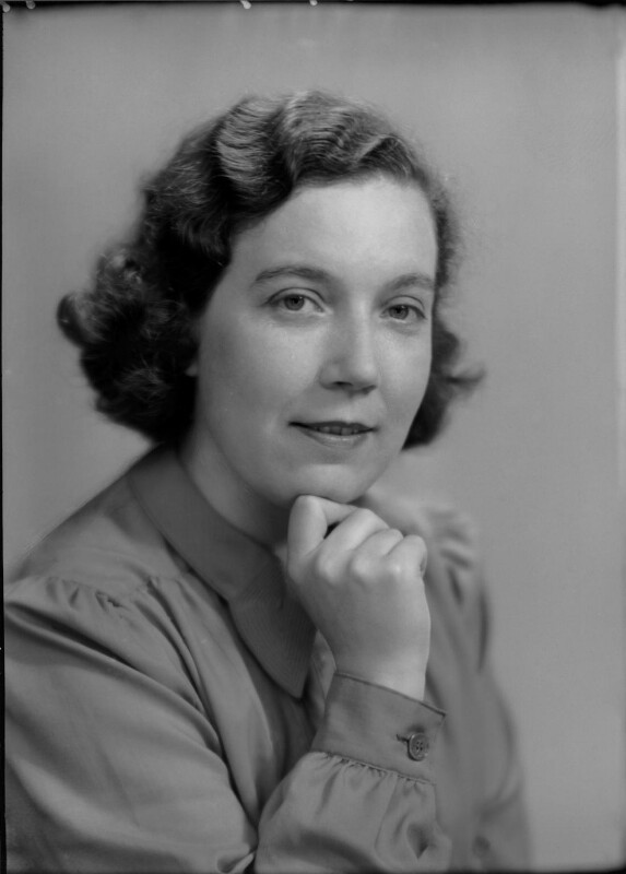 Alice Martha Bacon, Baroness Bacon of Leeds and Normanton, by Elliott & Fry, 1945 - NPG x92556 - © National Portrait Gallery, London