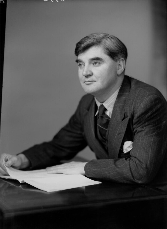 Aneurin Bevan, by Elliott & Fry, 1945 - NPG x92563 - © National Portrait Gallery, London