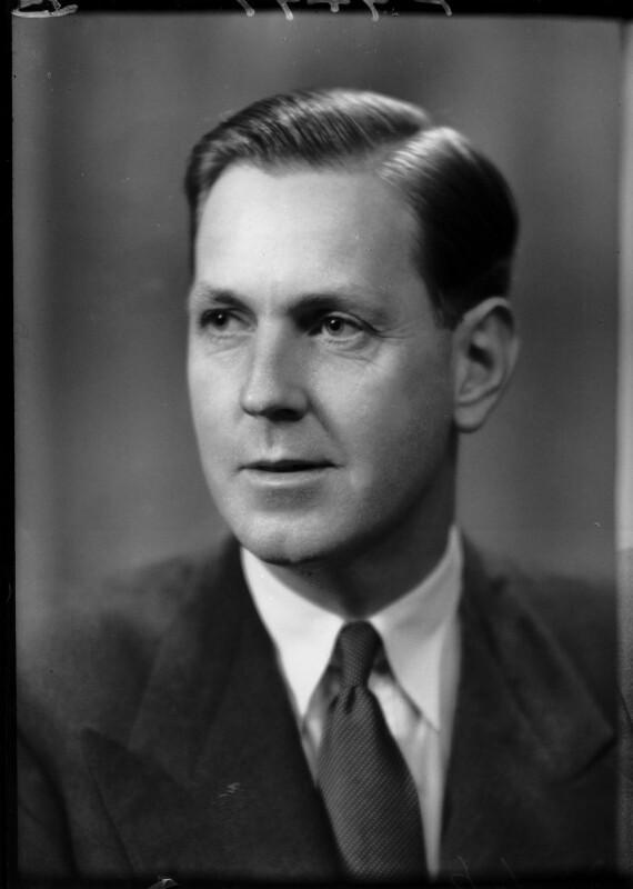 Sir Keith Courtney Acutt, by Elliott & Fry, 6 August 1947 - NPG x92722 - © National Portrait Gallery, London