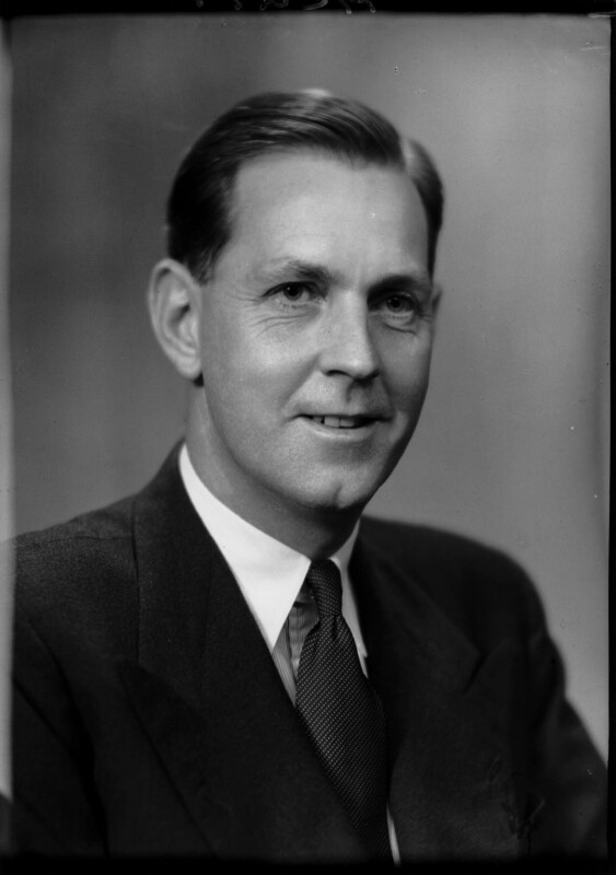 Sir Keith Courtney Acutt, by Elliott & Fry, 6 August 1947 - NPG x92723 - © National Portrait Gallery, London