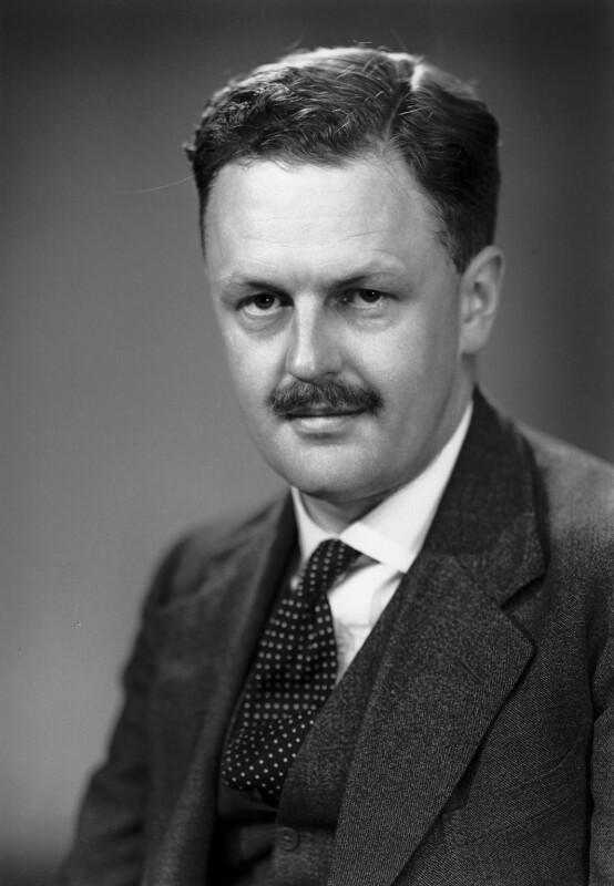 Sir John Sinclair-Wemyss Arbuthnot, 1st Bt, by Elliott & Fry, 1950 - NPG x99671 - © National Portrait Gallery, London