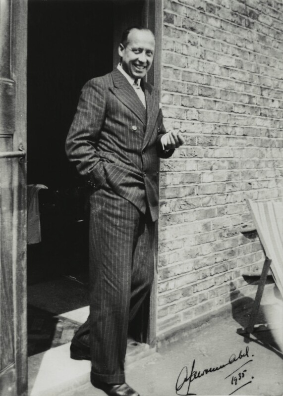 Arthur Lawrence Abel, by Elliott & Fry, 1951 - NPG x99940 - © National Portrait Gallery, London