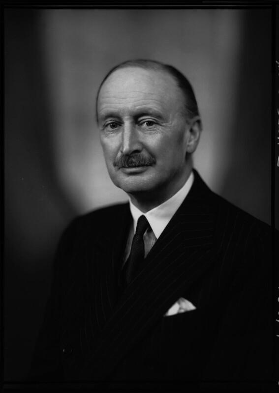 Desmond Abel Smith, by Elliott & Fry, 1951 - NPG x99971 - © National Portrait Gallery, London
