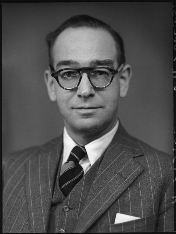 Linton Harry Foulds, by Elliott & Fry, 25 April 1951 - NPG x100057 - © National Portrait Gallery, London