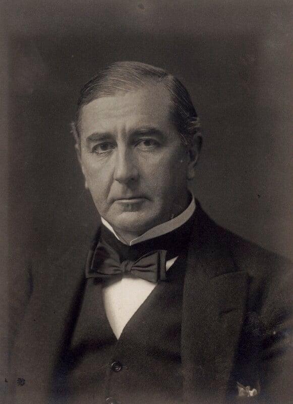 Charles William Darbishire, by Walter Stoneman, 1922 - NPG x162076 - © National Portrait Gallery, London