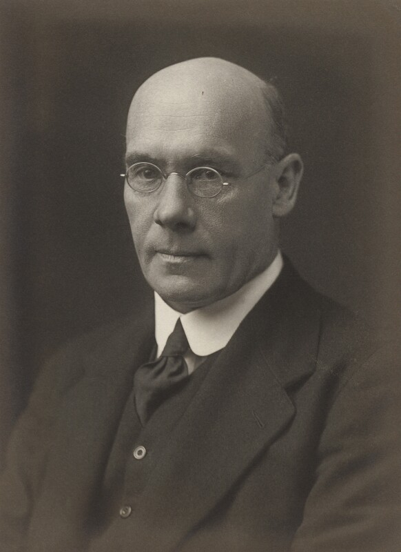 Sir John Hope Simpson, by Walter Stoneman, 1922 - NPG x162077 - © National Portrait Gallery, London