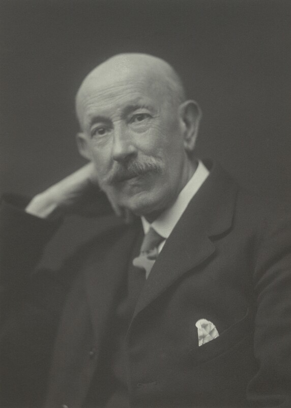 Sir Frederick William Andrewes, by Walter Stoneman, 1923 - NPG x162231 - © National Portrait Gallery, London