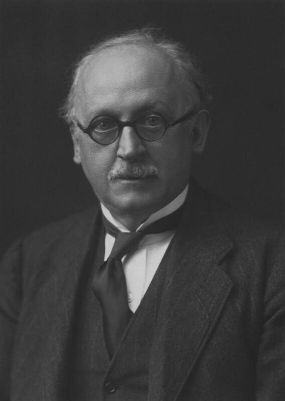 Sir Edwin Lutyens, by Walter Stoneman, 1924 - NPG x162431 - © National Portrait Gallery, London