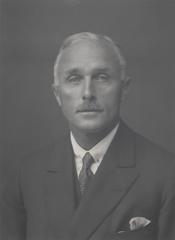 Sir Berkeley Vincent, by Walter Stoneman, 1924 - NPG x162446 - © National Portrait Gallery, London