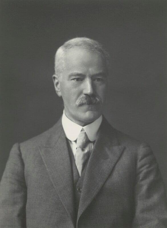 Ivor Atkins, by Walter Stoneman, 1925 - NPG x162465 - © National Portrait Gallery, London