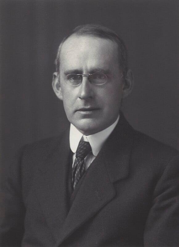 Sir Arthur Eddington, by Walter Stoneman, 1925 - NPG x162468 - © National Portrait Gallery, London