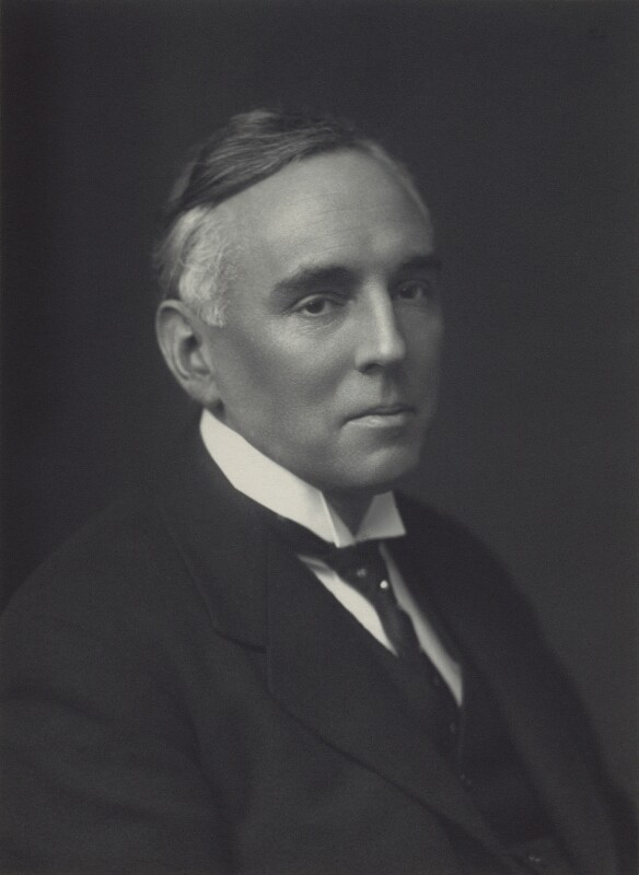 Sydney Arnold, 1st Baron Arnold, by Walter Stoneman, 1925 - NPG x162471 - © National Portrait Gallery, London