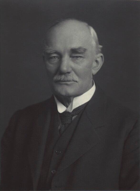 Sir James Allen, by Walter Stoneman, 14 January 1926 - NPG x162515 - © National Portrait Gallery, London