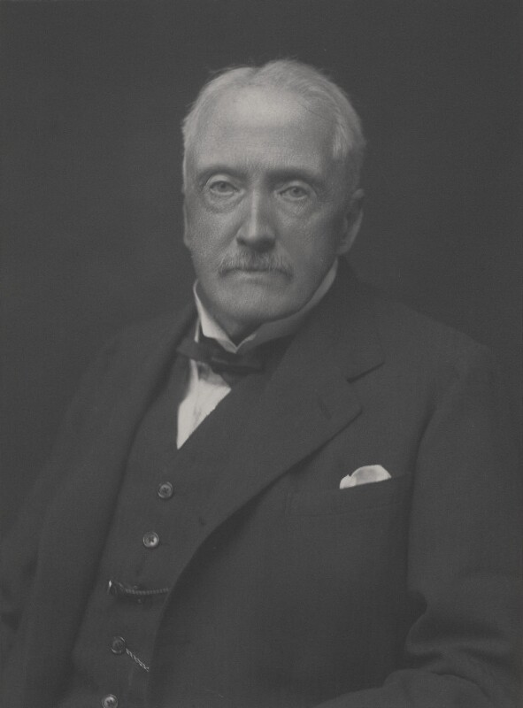 Edward Cecil Guinness, 1st Earl of Iveagh, by Walter Stoneman, 1926 - NPG x162659 - © National Portrait Gallery, London