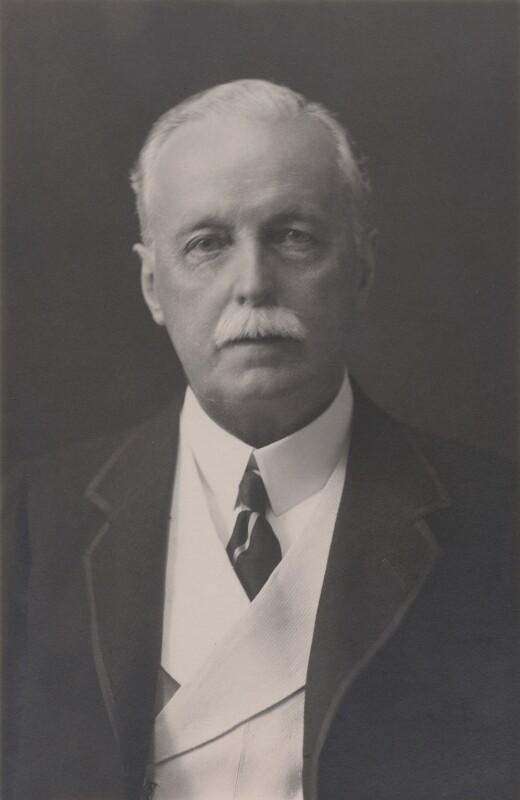 Richard George Penn Curzon, 4th Earl Howe, by Walter Stoneman, 1927 - NPG x162737 - © National Portrait Gallery, London