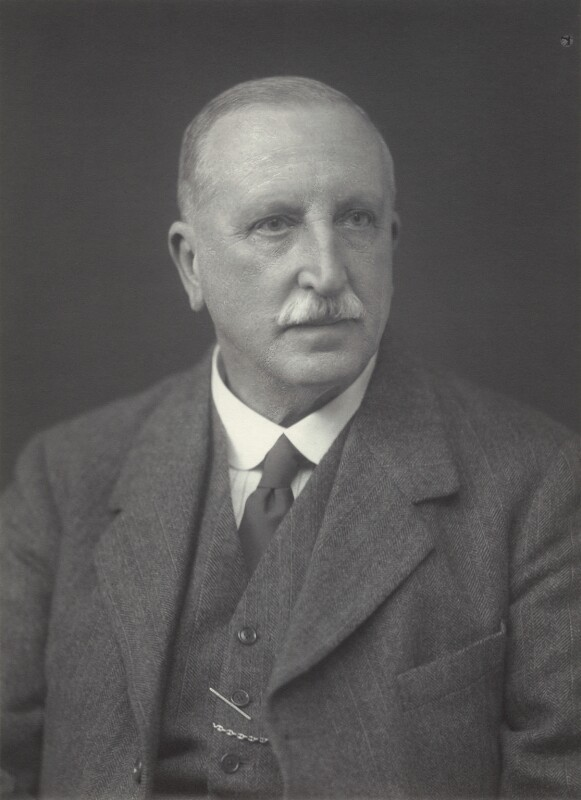 Sir Charles Frederick Arden-Close, by Walter Stoneman, 17 January 1928 - NPG x162749 - © National Portrait Gallery, London