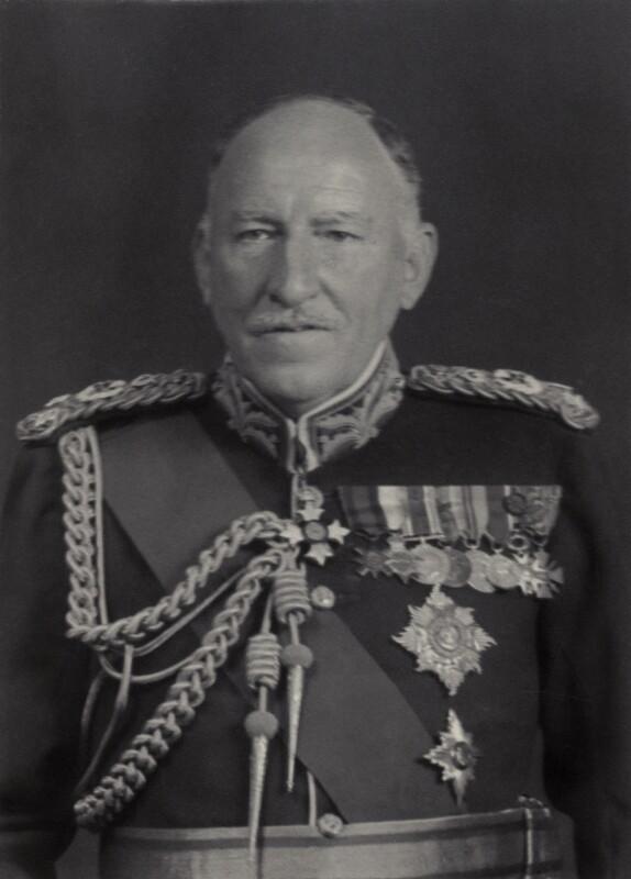 Sir Cyril John Deverell, by Walter Stoneman, July 1936 - NPG x162840 - © National Portrait Gallery, London