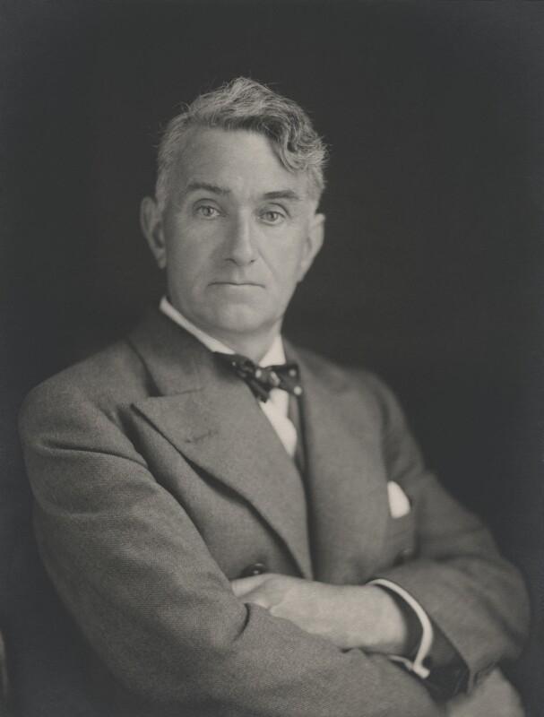 Thomas Johnston, by Walter Stoneman, September 1941 - NPG x163104 - © National Portrait Gallery, London