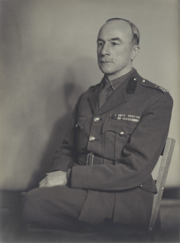 Stanley Arnott, by Walter Stoneman, February 1942 - NPG x163375 - © National Portrait Gallery, London