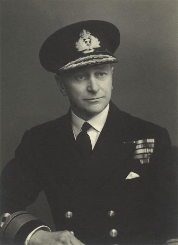Sir Edward Michael Conolly Abel Smith, by Walter Stoneman, 14 March 1950 - NPG x163384 - © National Portrait Gallery, London