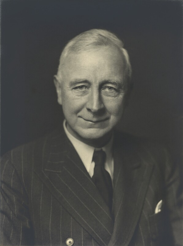 Sir John Bradley Abraham, by Walter Stoneman, May 1942 - NPG x163395 - © National Portrait Gallery, London