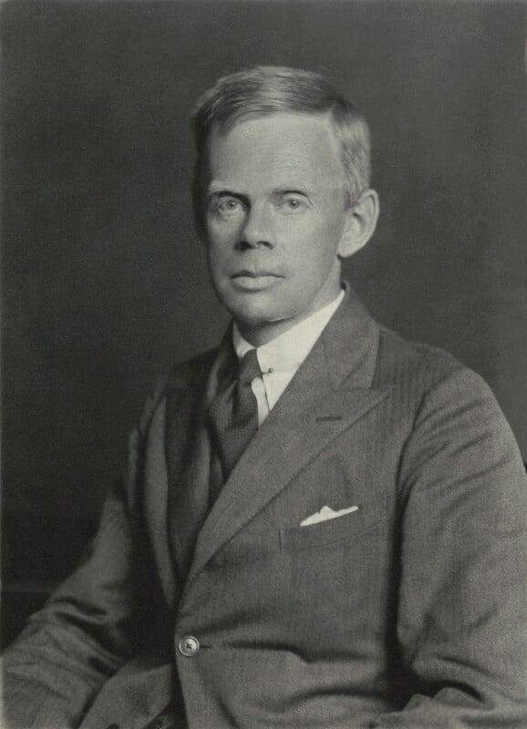 Neil Kensington Adam, by Walter Stoneman, June 1935 - NPG x163407 - © National Portrait Gallery, London