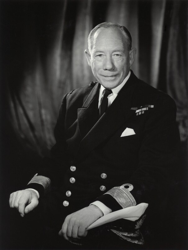 Sir Maurice Henry Adams, by Walter Bird, 2 November 1966 - NPG x163416 - © National Portrait Gallery, London