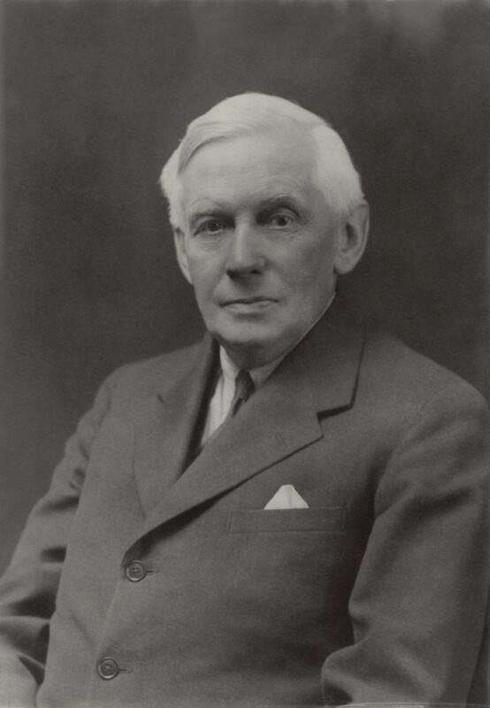 Christopher Addison, 1st Viscount Addison, by Walter Stoneman, June 1937 - NPG x163427 - © National Portrait Gallery, London