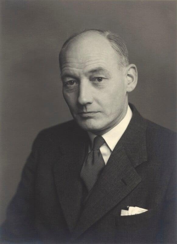 Christopher Addison, 2nd Viscount Addison, by Walter Stoneman, 1953 - NPG x163429 - © National Portrait Gallery, London