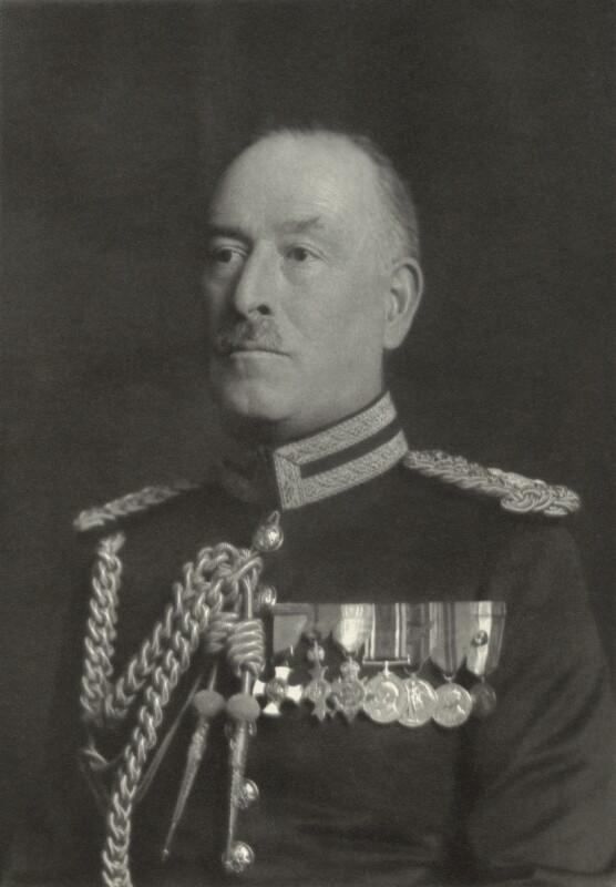 Sir Ralph Bignell Ainsworth, by Walter Stoneman, 7 November 1932 - NPG x163447 - © National Portrait Gallery, London