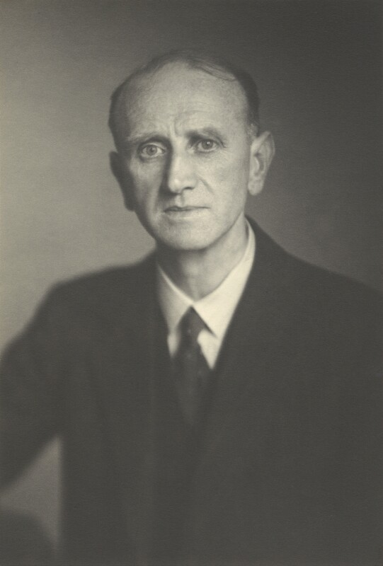 Alexander Craig Aitken, by Walter Stoneman, September 1945 - NPG x163451 - © National Portrait Gallery, London