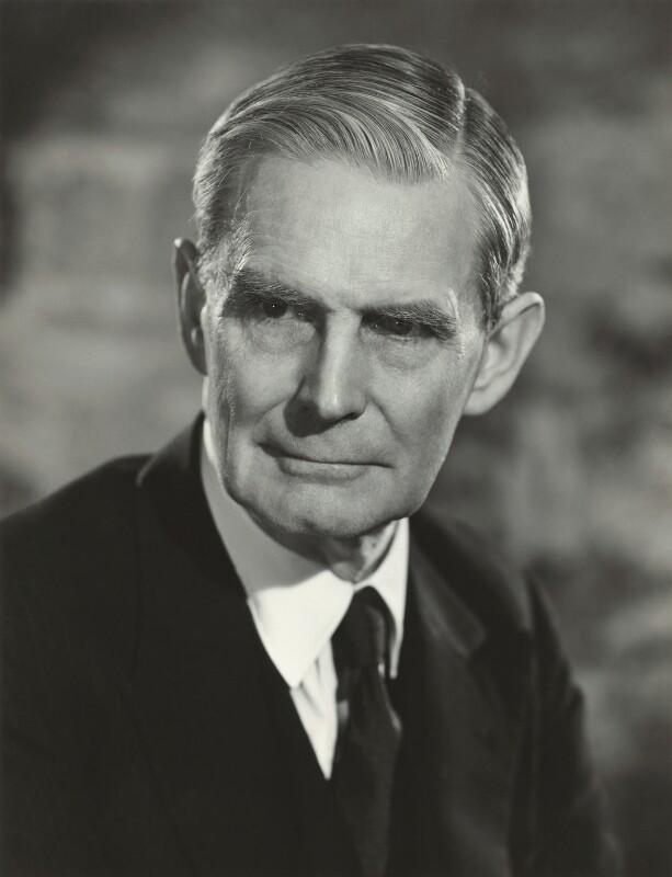 Sir Robert Stevenson Aitken, by Walter Bird, 22 March 1963 - NPG x163453 - © National Portrait Gallery, London