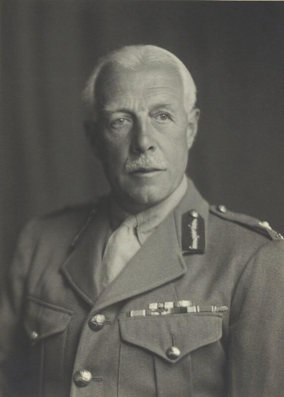 John Aldam Aizlewood, by Walter Stoneman, July 1946 - NPG x163456 - © National Portrait Gallery, London