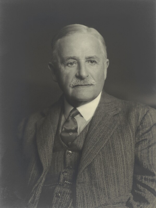 Sir Walter Galpin Alcock, by Walter Stoneman, January 1940 - NPG x163464 - © National Portrait Gallery, London
