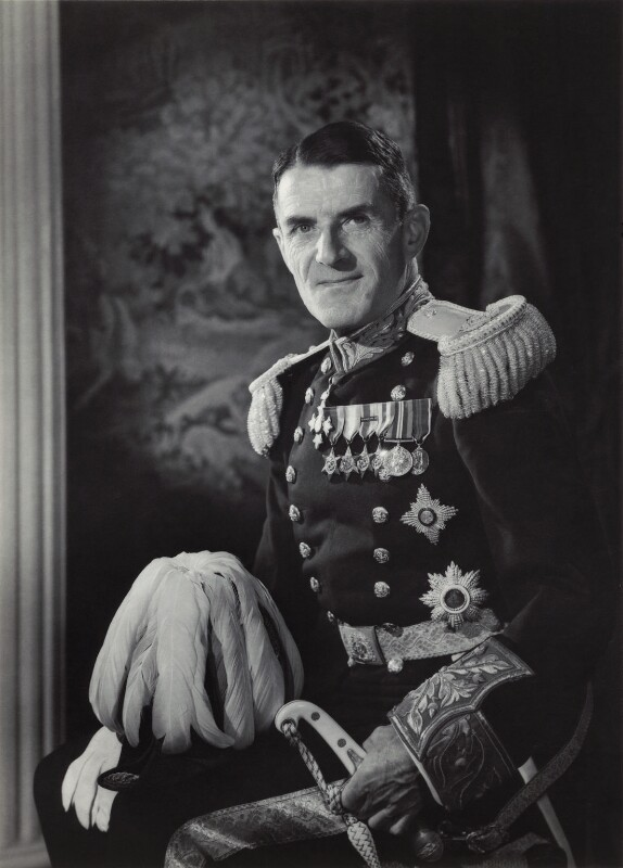 Sir Robert Edmund Alford, by Walter Bird, 13 September 1960 - NPG x163547 - © National Portrait Gallery, London