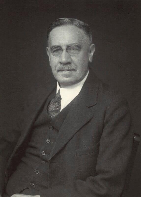 Edgar Johnson Allen, by Walter Stoneman, 1930 - NPG x163556 - © National Portrait Gallery, London