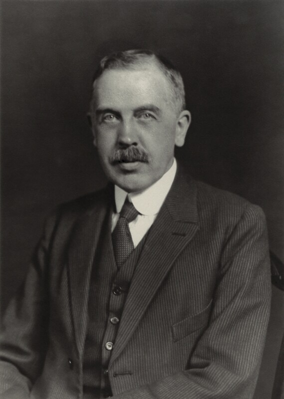 Herbert Stanley Allen, by Walter Stoneman, 1931 - NPG x163560 - © National Portrait Gallery, London
