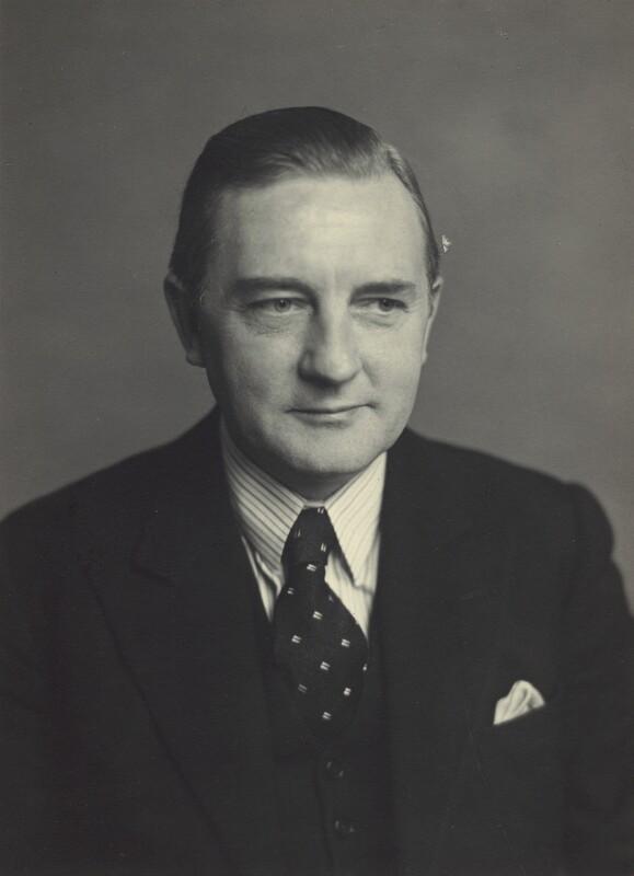 Sydney Scholefield Allen, by Walter Stoneman, 4 May 1949 - NPG x163566 - © National Portrait Gallery, London