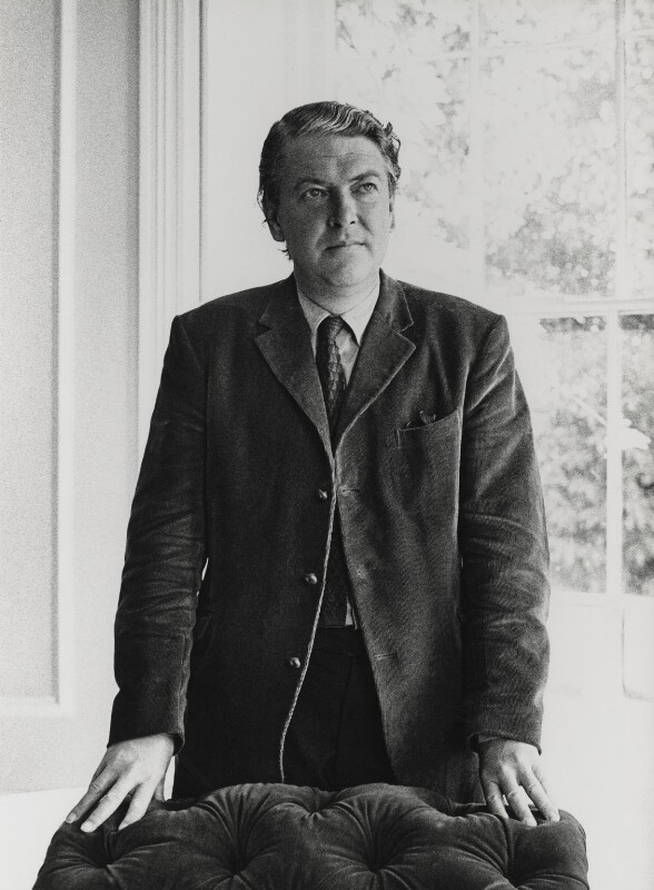 Sir Kingsley Amis, by Godfrey Argent, 8 October 1969 - NPG x163583 - © National Portrait Gallery, London