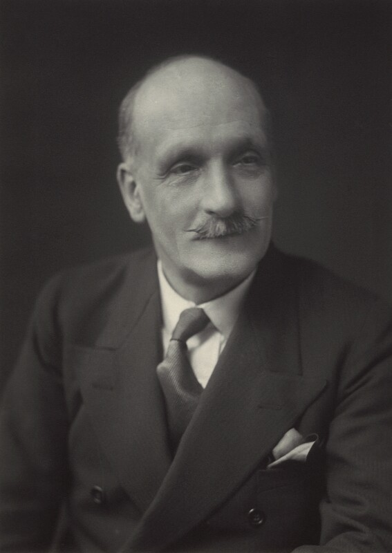 Charles George Ammon, 1st Baron Ammon, by Walter Stoneman, 1930 - NPG x163586 - © National Portrait Gallery, London