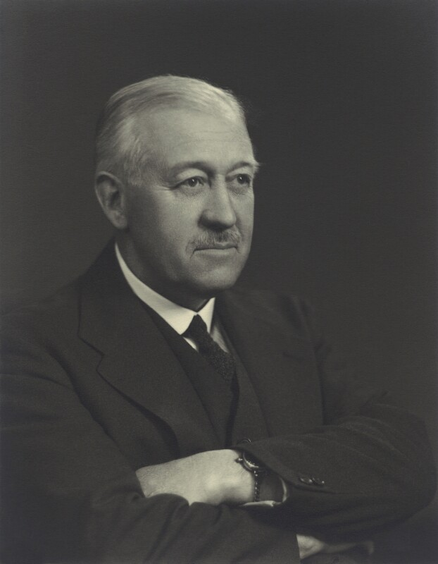 Sir Alexander James Anderson, by Walter Stoneman, March 1940 - NPG x163599 - © National Portrait Gallery, London