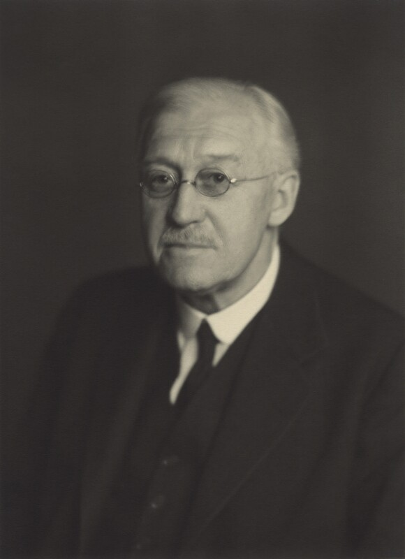 Sir Alexander James Anderson, by Walter Stoneman, September 1948 - NPG x163600 - © National Portrait Gallery, London