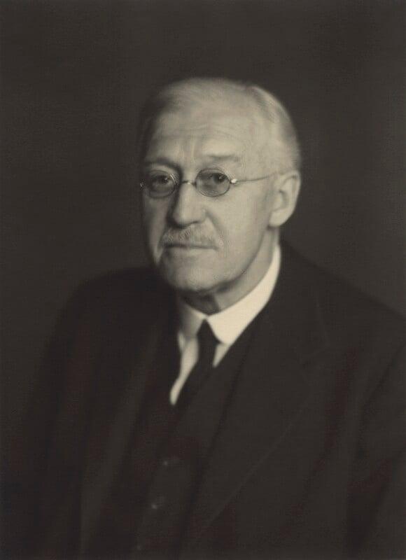 Sir Alexander James Anderson, by Walter Stoneman, September 1948 - NPG x163600 - © National Portrait Gallery, London